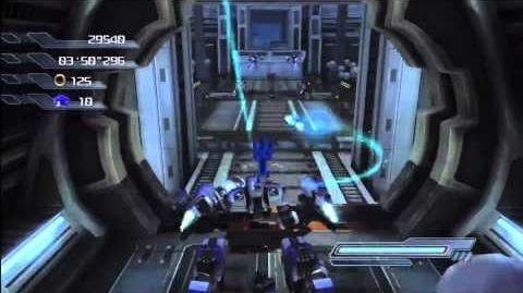 Sonic the Hedgehog 2006 Aquatic Base (Sonic) 1080 HD
