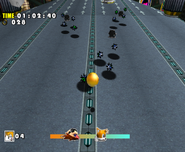 Speed Highway DX Tails 24