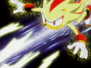 Super Shadow spear ep 64
