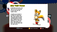 Tails profile SG