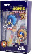 Tomy Collector Series Sonic figure comic pack