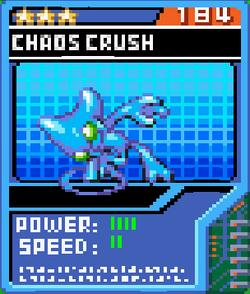 Chaos Crush 1