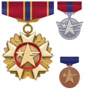 Forces Medale