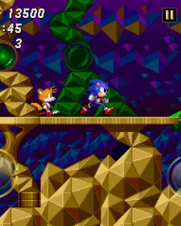 Hidden Palace Zone Sonic The Hedgehog 2 Sonic News Network Fandom