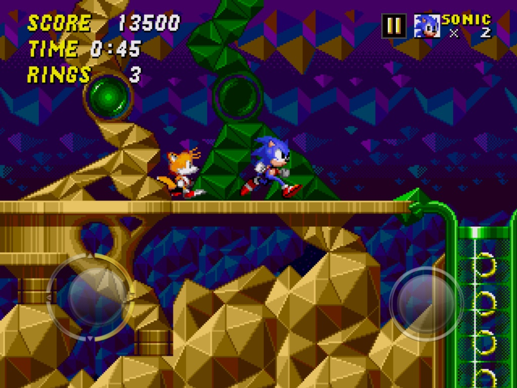 Hidden Palace Zone Sonic The Hedgehog 2 Sonic News Network Fandom