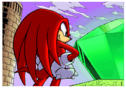 Knuckles Shuffle ending 2