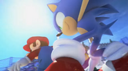 Mario & Sonic at the Olympic Winter Games - Opening - Screenshot 13