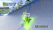 Mario Sonic Olympic Winter Games Gameplay 138