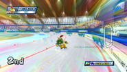 Mario Sonic Olympic Winter Games Gameplay 146