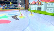 Mario Sonic Olympic Winter Games Gameplay 328