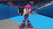 Mario Sonic Sochi Gameplay 374
