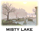 Misty Lake icon