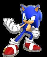 Modern Style Sonic 8