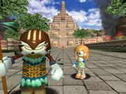 Pachacamac and Tikal