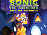 Archie Sonic Archives Volume 23