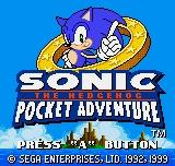 SonicPocketAdventure