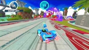 Sonic & All-Stars Racing Transformed - Official Mobile Trailer
