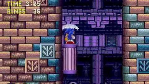 Sonic 3 & Knuckles hack - Hydrocity Zone Act 2 (test)