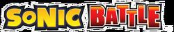 Sonic Battle Logo para Navbox