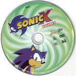 Sonic X Volume 7 AUS DVD