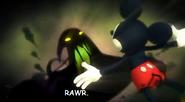 Blot Says Rawr