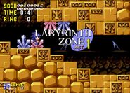 Early Labyrinth Zone 1