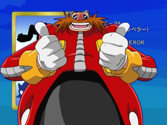File:Eggman breaking fourth wall in Sonic X.jpg
