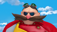 Eggman smile