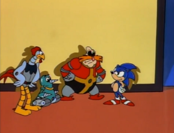 Tails In Charge Sonic News Network Fandom