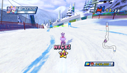 Mario Sonic Olympic Winter Games Gameplay 015