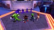 Mario Sonic Sochi Legends Showdown 075