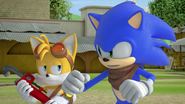 S2E25 Sonic and Tails