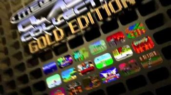 Sega Mega Drive Classic Collection Gold Edition Trailer