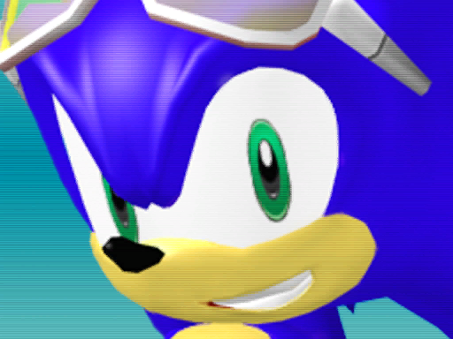 File:Sonic (Closeup) (Sonic Riders - Babylon Story - Cutscene 1).png