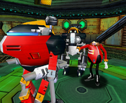 Sonic Adventure DX Cutscene 561