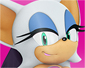 Sonic Jump - Rouge Icon