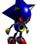 Sonic R 3D Metal