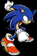 Sonic SA2 art 3