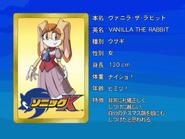 Sonic X karta 78
