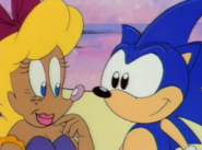 Sonic and Miss Possum meet again