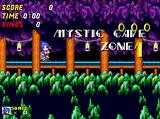 Mystic Cave Zone
