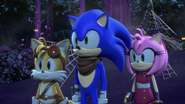 THL Sonic Tails Amy