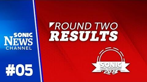 Ultimate Sonic Level Tournament 2014 - Results of Round Two and Round Three Preview