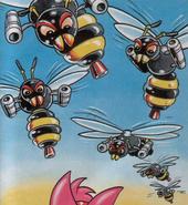 Buzz Bomber STC 8