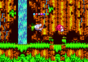 Knuckles's ambush