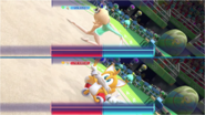 Mario & Sonic at the Rio 2016 Olympic Games - Rosalina VS Tails Gymnastics