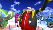 Mario Sonic Olympic Winter Games Rival 7