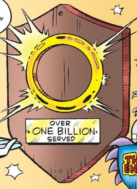 One Billionth Ring
