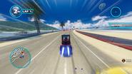 Outrun Bay 20