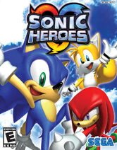 SonicHeroes US
